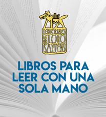 Imagen para la categoría Libros para leer con una sola mano