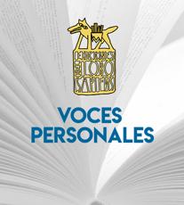 Imagen para la categoría Voces personales