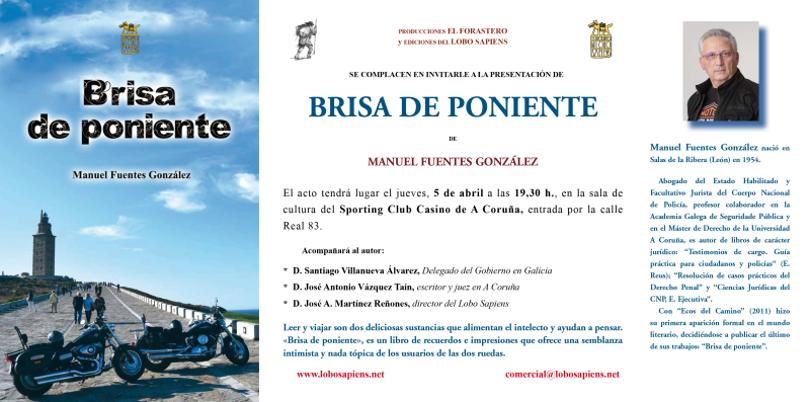 Brisa de poniente en A Coruña