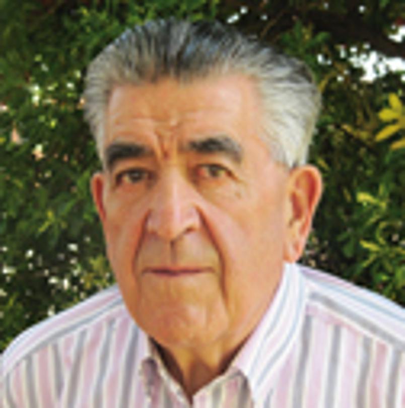 """Ha fallecido ALBERTO PÉREZ RUIZ, autor de """"Recuerdos y reflexiones de un caminante"""""""