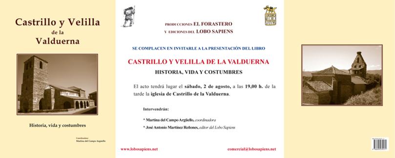 Castrillo y Velilla de la Valduerna. Historia, vida y costumbres.